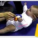 la valoración en fisioterapia pediátrica, imagen de fisioinfancia.com