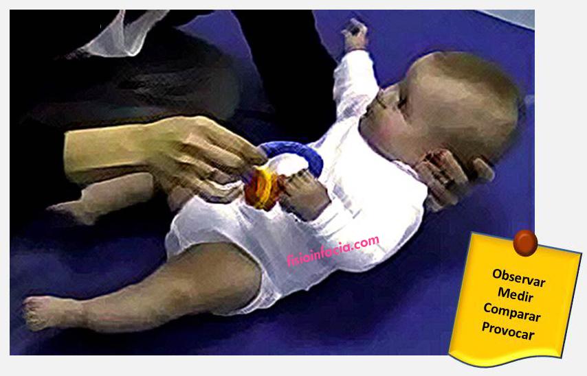 la valoración en fisioterapia pediátrica, imagen de fisioinfancia.com, fisioterapia infantil