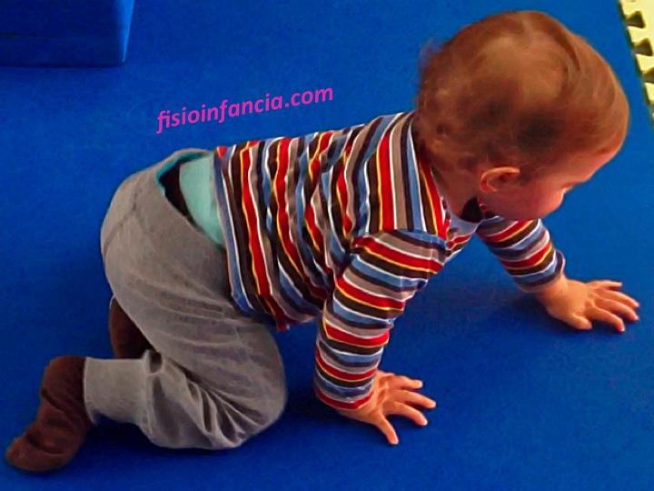estimular el gateo, fisioinfancia.com